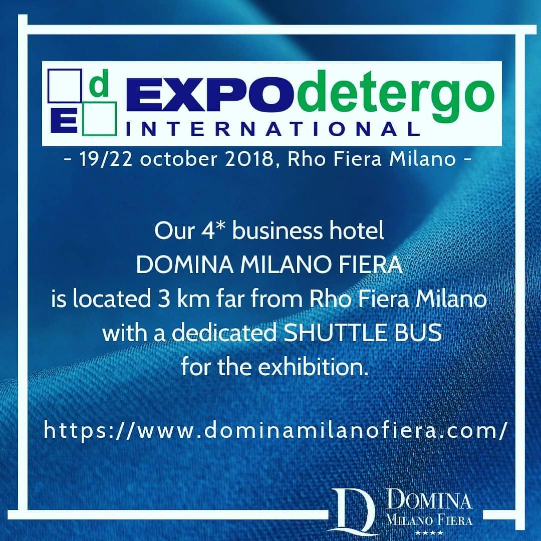 EXPOdetergo International – 2018